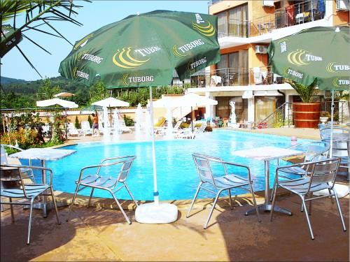 Foto of the Golden Place Hotel, Sozopol