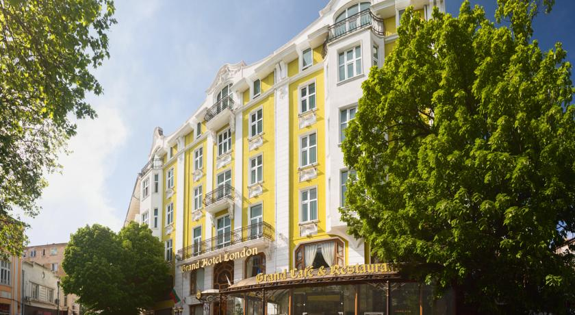 Foto of the Grand Hotel London (former Musala), Varna