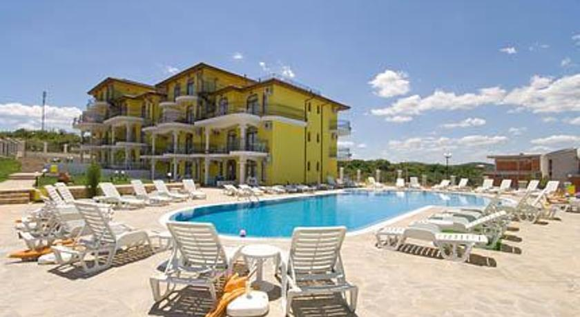 Foto of the Green Hills Hotel, Sozopol