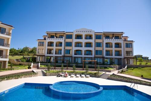 Foto of the Paradise View Aparthotel, Sozopol
