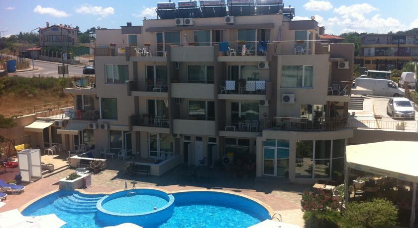 Foto of the Selena Beach Hotel, Sozopol