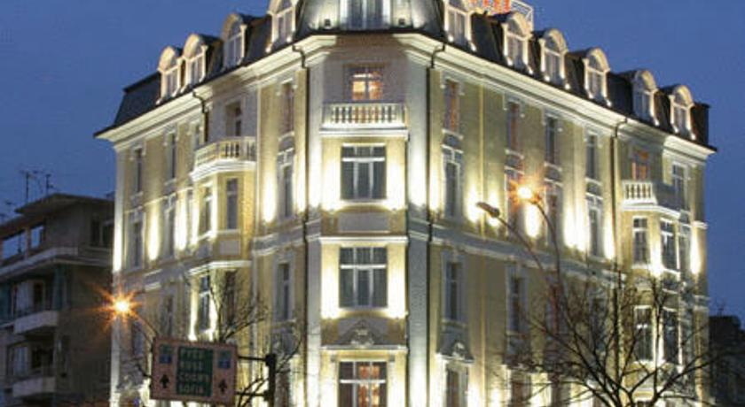 Foto of the Splendid Hotel, Varna