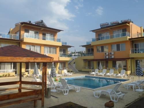 Foto of the Via Pontica Hotel, Sozopol