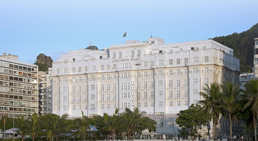 Foto of the Copacabana Palace Hotel, Rio de Janeiro (Rio de Janeiro)