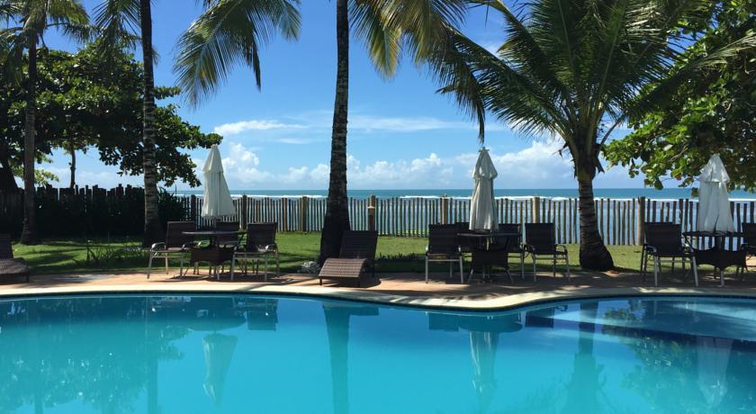 Enseada dos corais praia hotel arraial d ajuda book for Pool show 5168
