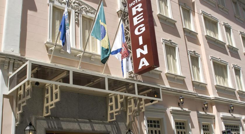 Foto of the Hotel Regina, Rio de Janeiro  (Rio de Janeiro)