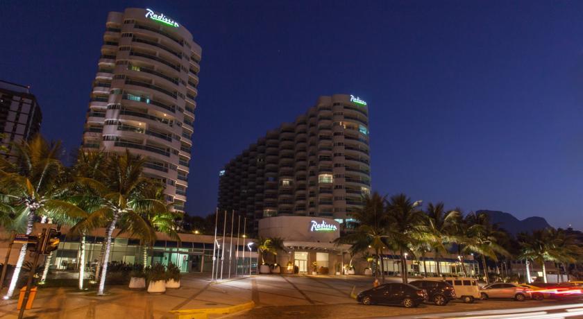 Foto of the Sheraton Barra Hotel & Suites, Rio de Janeiro (Rio de Janeiro)
