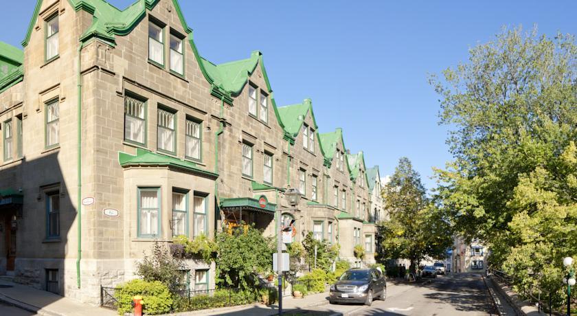 Foto of the Hotel Chateau Bellevue, Québec City (Québec)