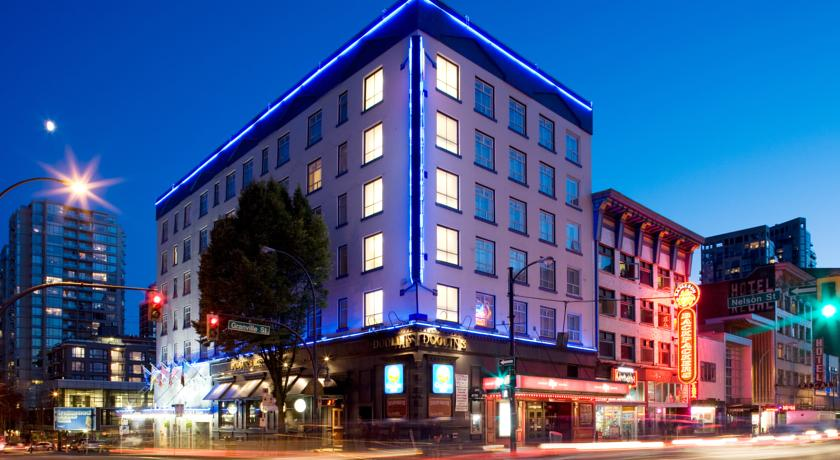 Foto of the hotel Comfort Inn Downtown Vancouver, Vancouver (British Columbia)
