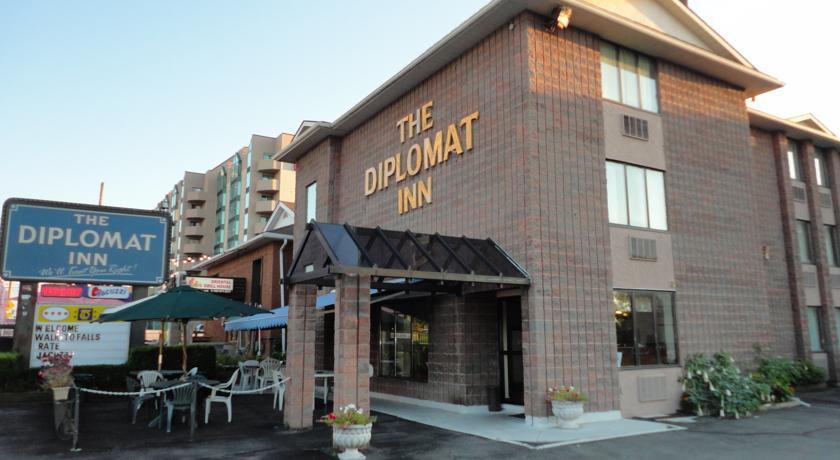 Foto  The Diplomat Inn, Niagara Falls (Ontario)