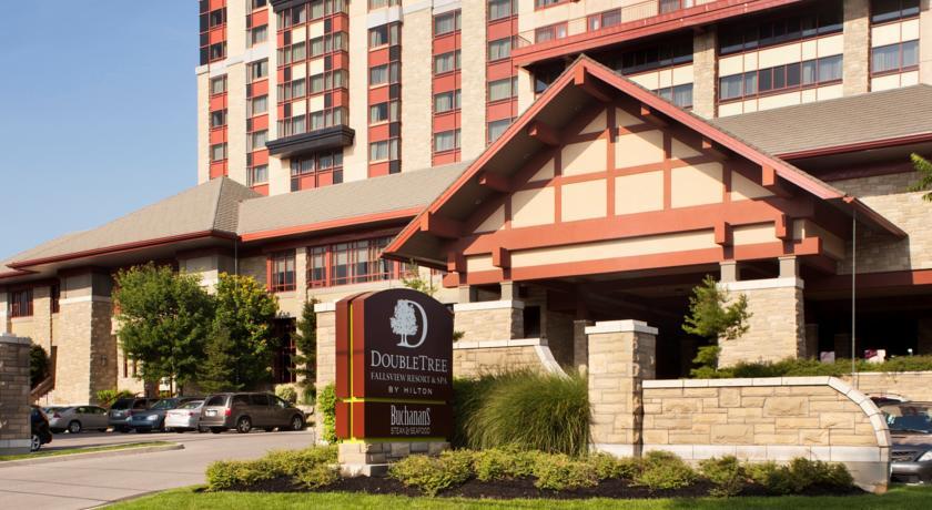 Foto  Doubletree Fallsview Resort & Spa by Hilton - Niagara Falls, Niagara Falls (Ontario)