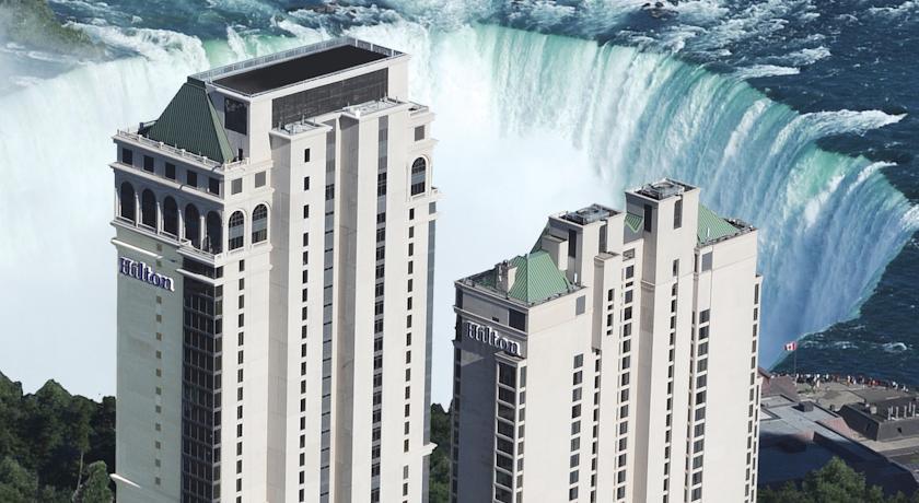 Foto of the Hilton Hotel and Suites Niagara Falls/Fallsview, Niagara Falls (Ontario)