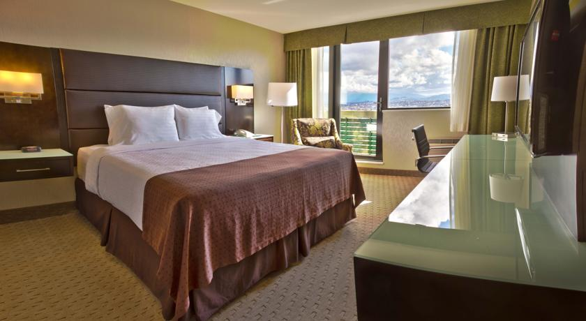 Foto of the hotel Holiday Inn Vancouver-Centre Broadway, Vancouver (British Columbia)