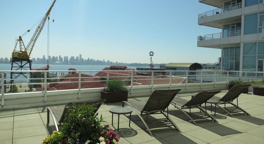 Foto of the Pinnacle Hotel at the Pier, North Vancouver (British Columbia)