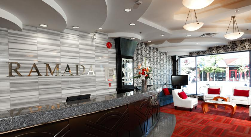 Foto of the hotel Ramada Inn & Suites Downtown Vancouver, Vancouver (British Columbia)