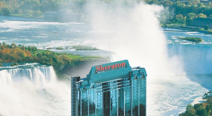 Foto  Sheraton on the Falls, Niagara Falls (Ontario)
