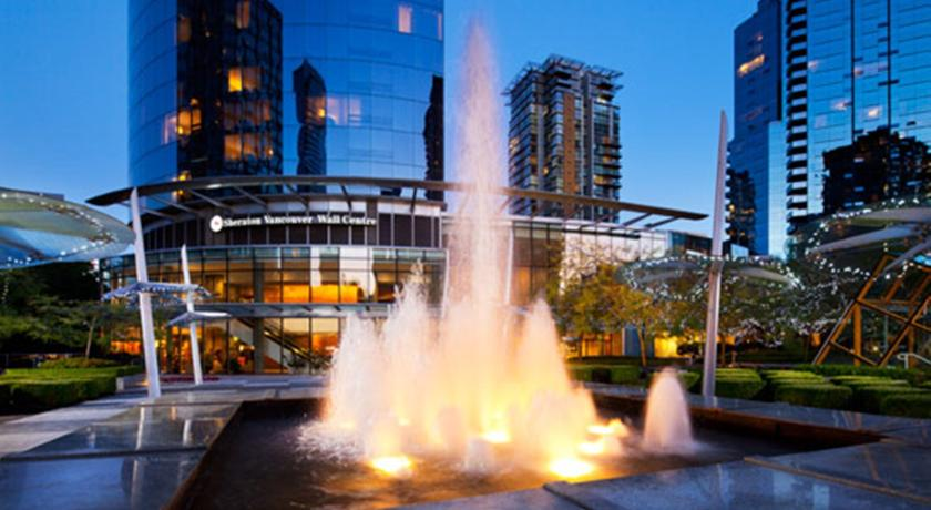 Foto of the hotel Sheraton Vancouver Wall Centre, Vancouver (British Columbia)