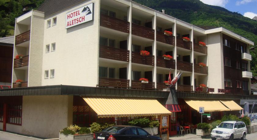 Foto of the hotel Aletsch, Mörel
