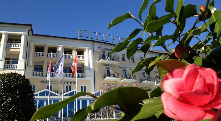 Foto of the Hotel Belvedere Locarno, Locarno