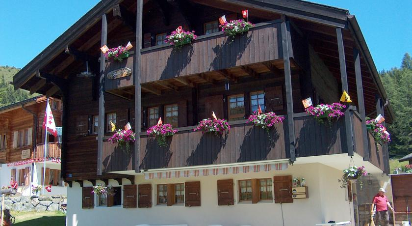 Foto of the hotel Chalet Marder, Riederalp