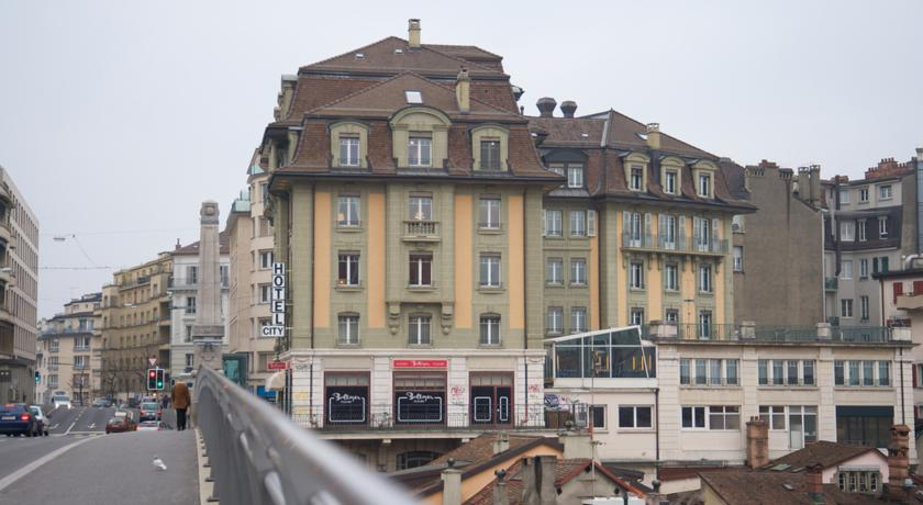 Foto of the Fassbind Hotel City Lausanne, Lausanne
