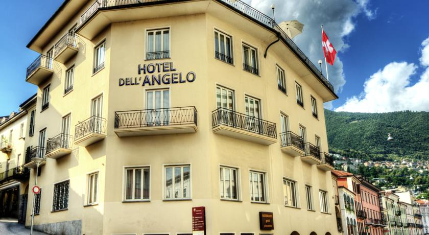 Foto of the Hotel dell' Angelo, Locarno