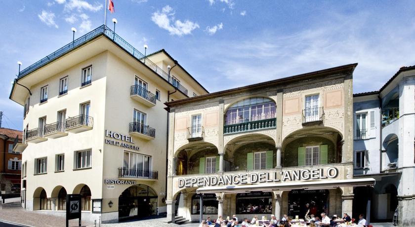 Foto of the hotel Dépendance dell'Angelo, Locarno