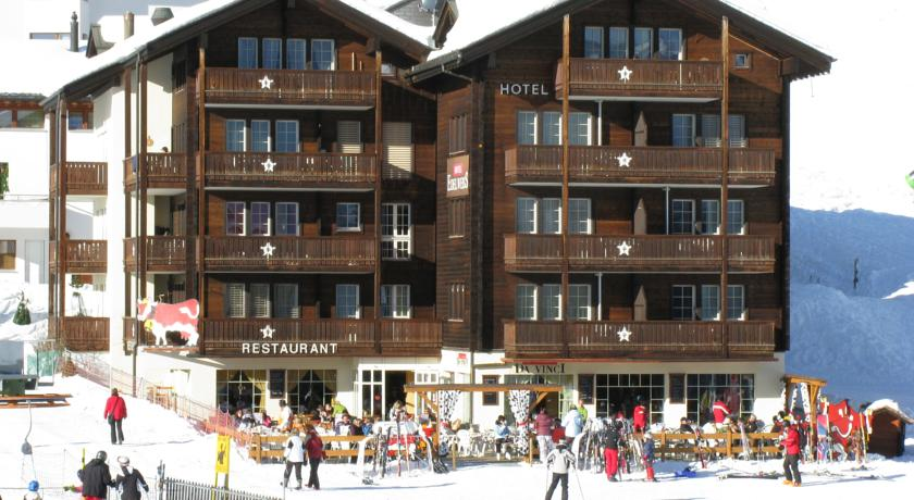 Foto of the Hotel Edelweiss, Riederalp