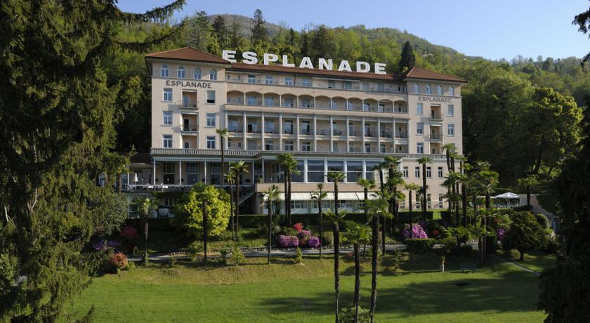 Foto of the Esplanade Hotel, Resort & Spa, Locarno