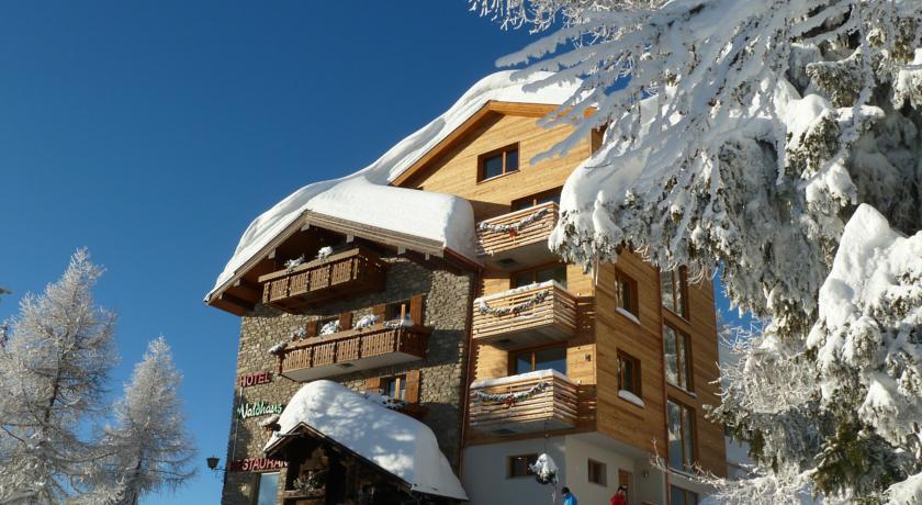 Foto of the Ferienhotel Waldhaus, Bettmeralp