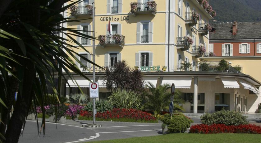 Foto of the Hotel Garni Du Lac, Locarno