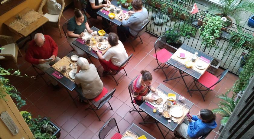 Foto of the Hotel Garni Giacometti, Locarno