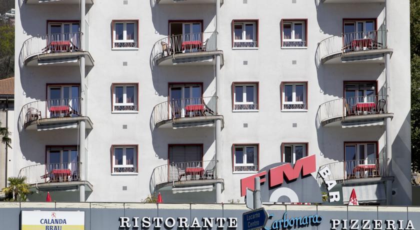 Foto of the Hotel Garni Montaldi, Locarno-Muralto
