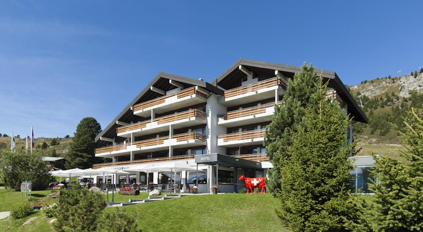 Foto of the Golfhotel Riederhof, Riederalp