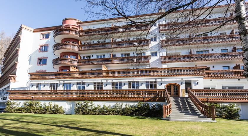 Photo de Grand Hôtel du Golf & Palace, Crans-Montana