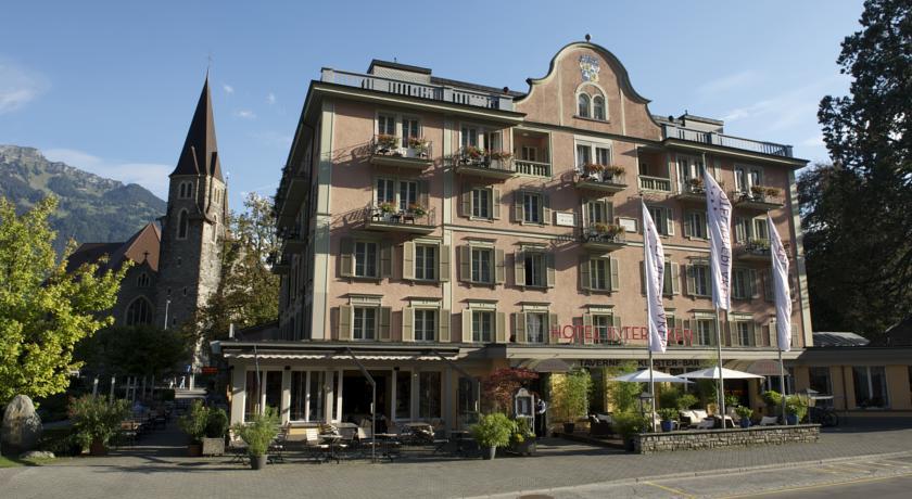 Foto of the Hotel Interlaken, Interlaken