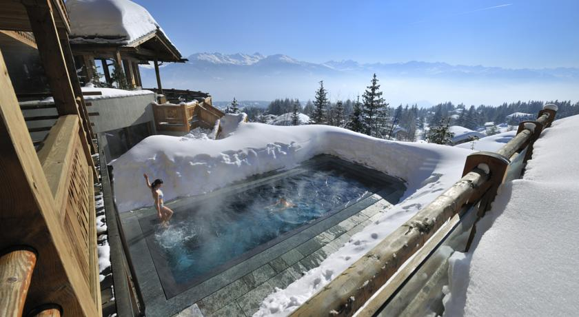 Foto of the LeCrans Hotel & Spa, Crans-Montana