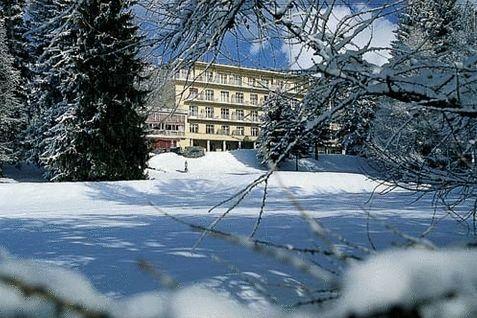 Foto of the Lindner Golf & Ski Hotel Rhodania, Crans Montana