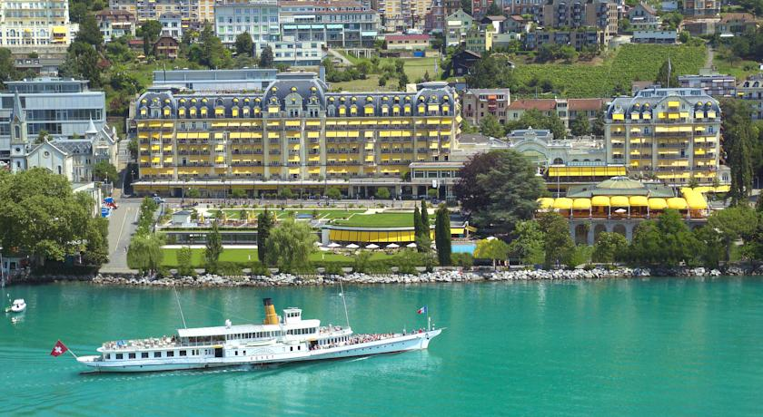 Foto of the hotel Fairmont Le Montreux Palace, Montreux