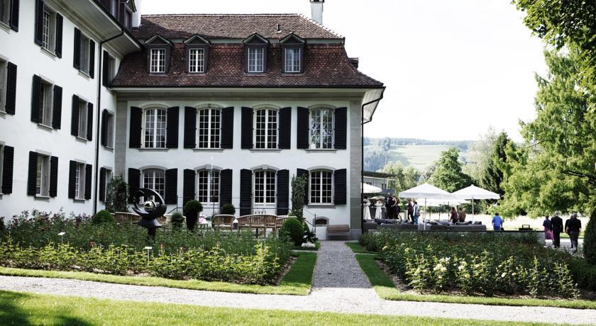 Foto of the Parkhotel Schloss Hünigen, Konolfingen-Bern