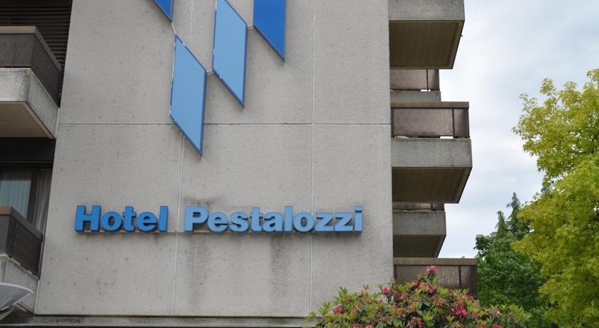 Foto of the Hotel Pestalozzi, Locarno