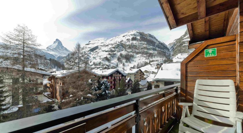 Foto  Rex, Zermatt