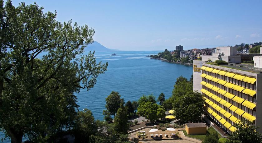 Foto of the hotel Royal Plaza Montreux & Spa, Montreux