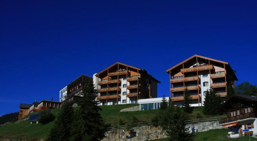 Photo de Wellness-Resort Alpenrose, Riederalp