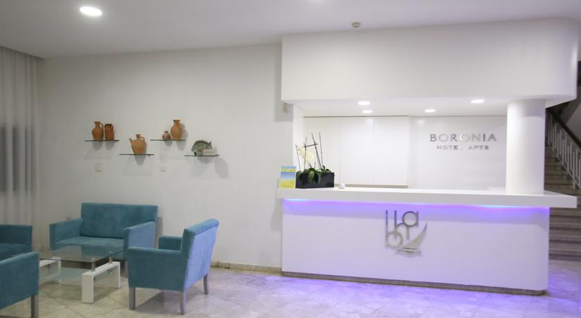 Foto of the Boronia Hotel Apartments, Larnaca