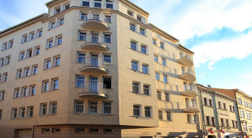 Foto of the Hotel Amadeus, Prague 3