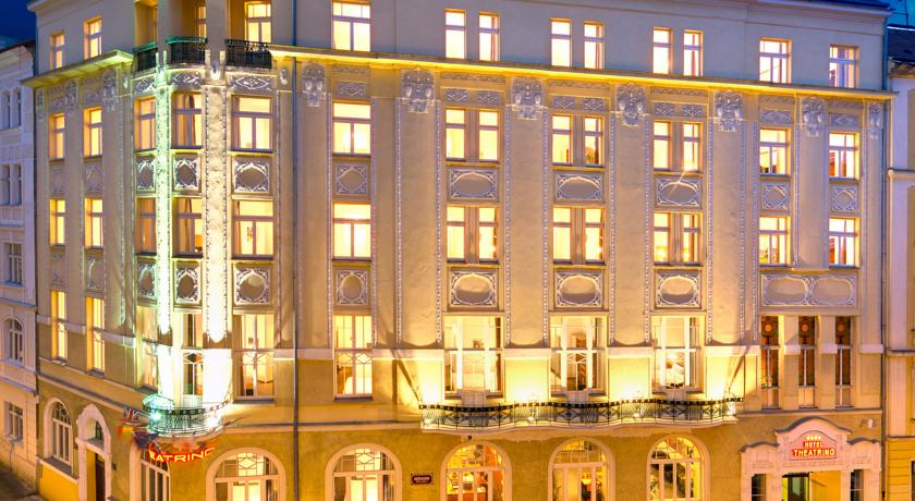 Foto of the Amedia Hotel Theatrino, Praha