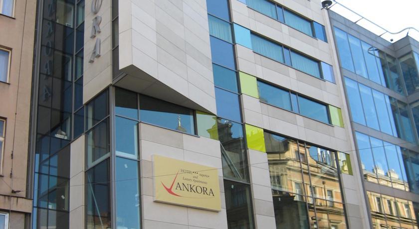 Foto of the Hotel Ankora, Praha 2