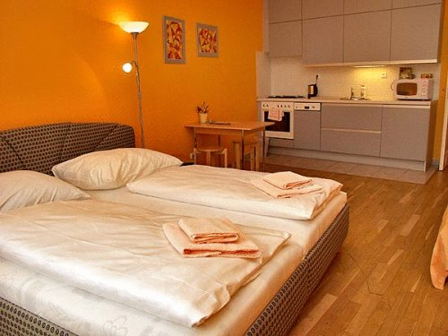 Foto of the hotel Apartments Oasis CITY, Prague 1