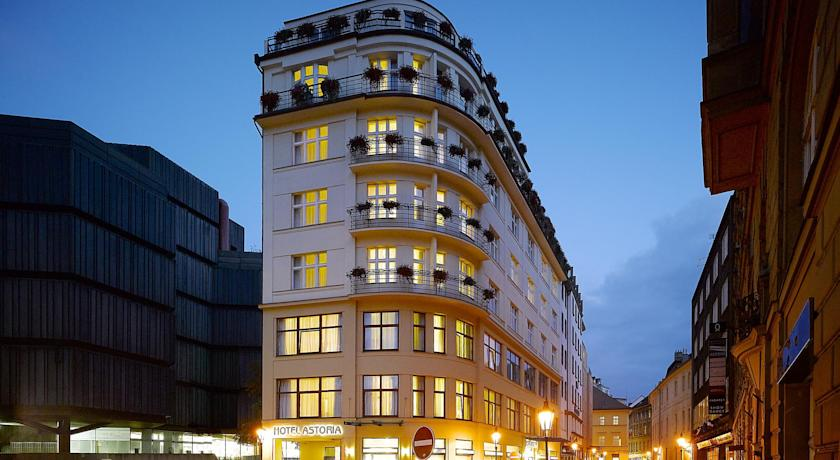 Foto of the Astoria Hotel, Prague